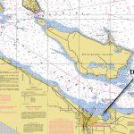 marina chart