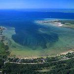aerial duncan bay