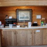 Duncan Bay Boat Club coffee nook
