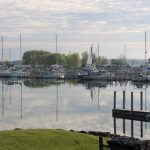 Duncan Bay Boat Club marina view
