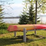 Duncan Bay Boat Club free kayaks